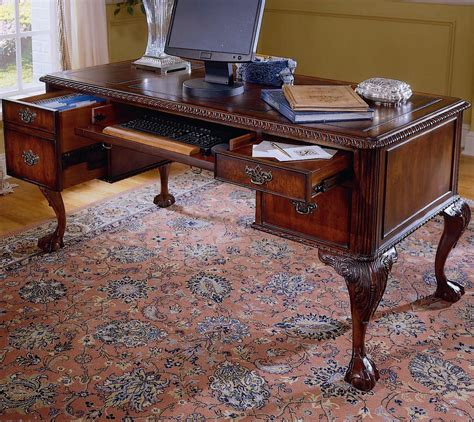 and claw writing desk by furniture wolf and