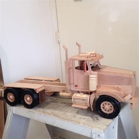 pin  asa marom  wood truck wooden toy trucks wooden