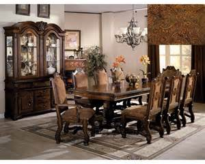 7 pc dining room set neo renaissance 7pc dining room set