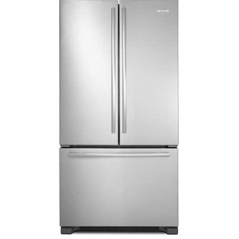 refrigerator cabinet depth jfc2290rem jenn air 22 counter depth door