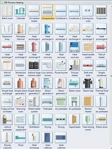 P U0026id Process Heating Symbols And Their Usage