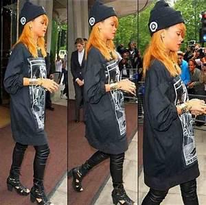 Style Rihanna Swag