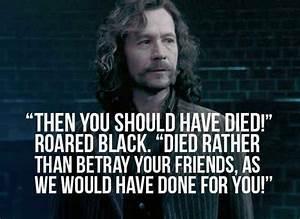 25+ best ideas ... Sirius Azkaban Quotes