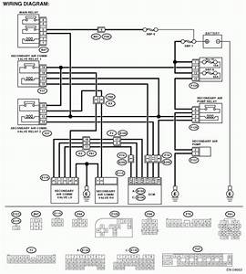 Subaru Engine Boxer 4wd Diagram
