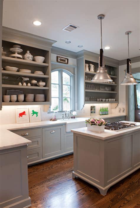 gray kitchen cabinet colors design ideas