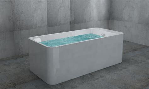 Bathroom Soaker Tubs by 67 Quot Acrylic Bathtub Freestanding Bathroom Contemporary