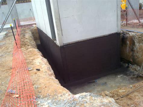Waterproof Coatingsbelow Ground Tanking Basements
