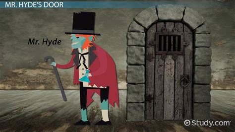 doors  dr jekyll  hyde symbolism quotes video