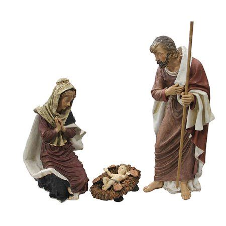 50 quot large 3 outdoor holy family nativity