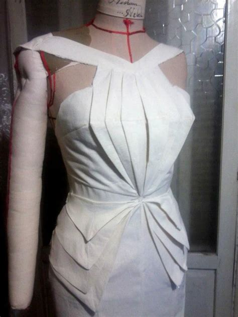 1000 images about draping on bespoke the - Draping Patterns