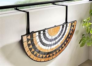 Balkontisch Zum Aufhängen : balkontisch zum einh ngen gartenm bel brigitte st gallen ~ Lizthompson.info Haus und Dekorationen
