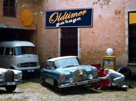 Oldtimer Garage Poland