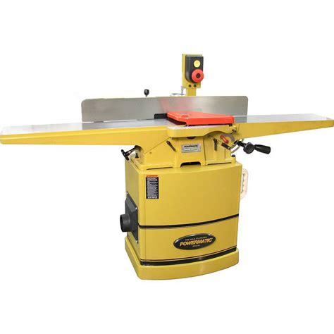 powermatic  jointer whelical cutterhead hhk