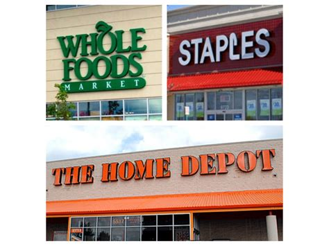 depot wilmington at whole foods staples home depot and more woburn Home