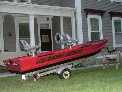 Aluminum Jon Boat Bottom Paint by This Is The 1964 Jon Boat That I Bought W Trailer For