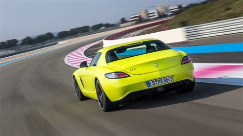 That's the name mercedes has given to its latest breathtaking concept car, which the company actually deems a show car because it's meant as an. Mercedes-Benz SLS AMG Electric Drive Supercar: First Drive Video