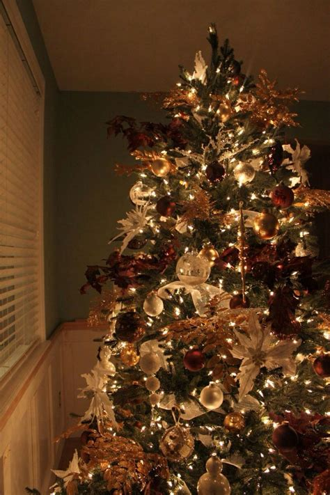 17 best images about brown and gold christmas decorations