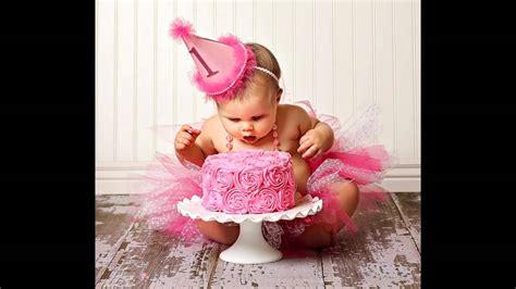 beautiful baby girl  birthday party decorating ideas