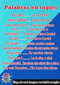 Palabras En Ingles   Aprender Ingles Grammar Writing