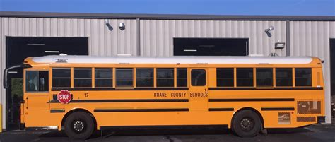 contact transportation roane county school district