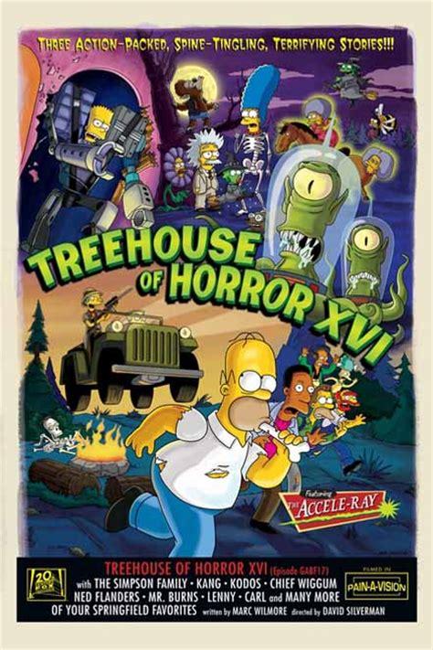 Treehouse Of Horror Xvi  Simpsons Wiki  Fandom Powered