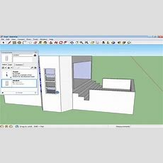How To Create Components In Google Sketchup  Youtube
