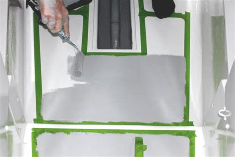 Boat Deck Grip Paint by Deck Paints On Test Practical Boat Owner