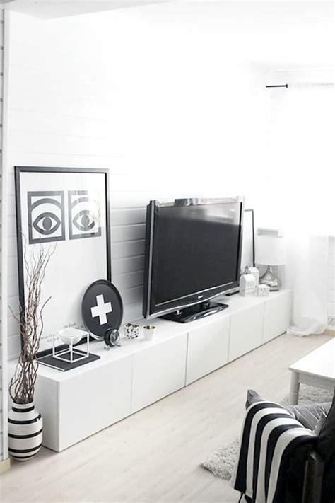 Ikea Fernsehschrank Weiss by Wie Integrieren Wir Die Fernsehschr 228 Nke In Unsere Ausstattung