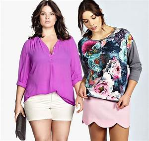 Stylish Plus Size Outfit Ideas for Summer 2014 | Fashionisers
