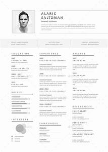 Clean & Simple Resume by firudra