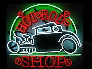 Quality Neon Signs for Your Garage