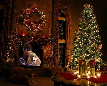 Merry Christmas Happy Holidays Xmas Wish Study