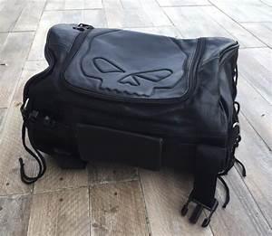 Sac Sissy Bar : sac en cuir de vachette souple pour sissi bar motif skull ~ Teatrodelosmanantiales.com Idées de Décoration