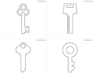 key coloring page free printable key coloring pages for fourcoloring