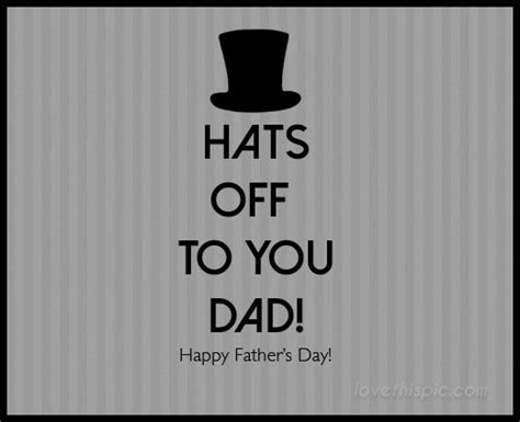 Hats Off To You Pictures, Photos, And Images For Facebook
