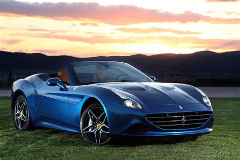 Ferrari California T Tracing The Heritage Technology And