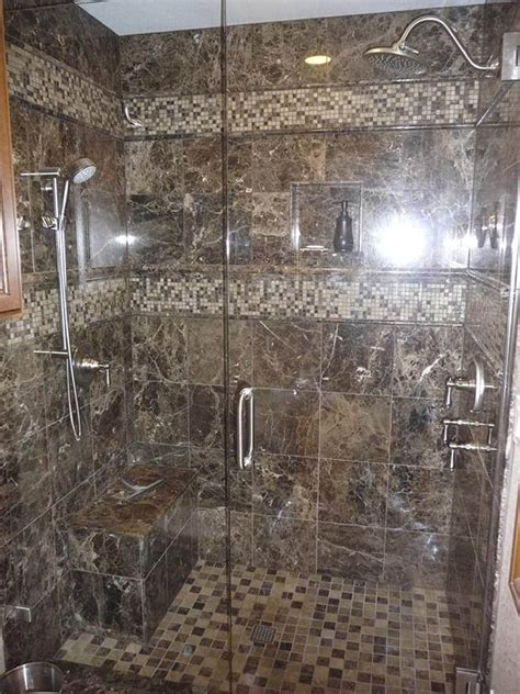 wood bath vanity portland tile contractor flooring bath shower counter