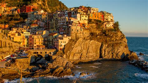 Manarola 4k Ultra Hd Wallpaper And Hintergrund 3840x2160
