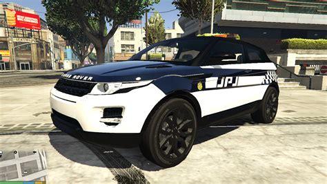 jpj malaysia range rover evoque patrol car gta modscom