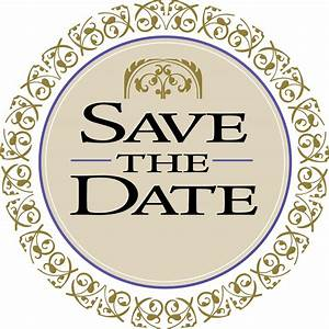 Save the date clipart free getbellhop - Clipartix