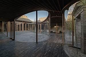 Qishe, Courtyard, By, Archstudio