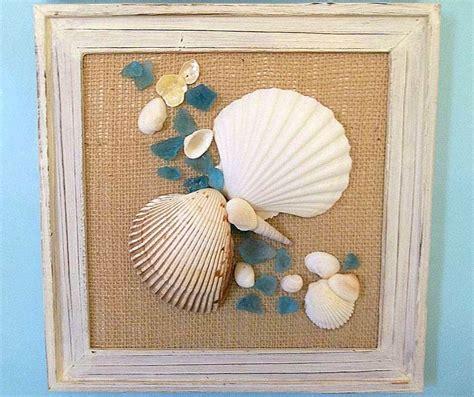 36 breezy beach inspired diy home decorating ideas. Pin by Lisa Marshall on Beige Room | Sea shell decor, Diy beach decor, Beach themed crafts