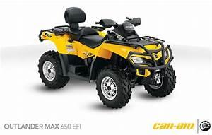 Can Am France : quad can am outlander max xt 650cc ~ Medecine-chirurgie-esthetiques.com Avis de Voitures