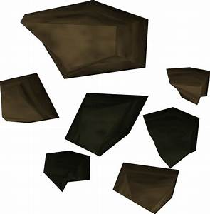 Coal RuneScape Wiki Wikia