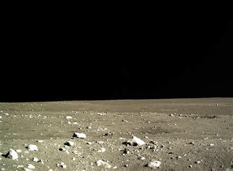 First images of lunar landscape from Chang'e 3 lander ...