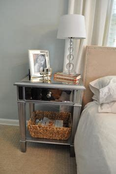 crystal table ls for bedroom silver mirrored nightstand mirrored nightstand products