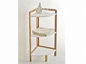 Etagere Rangement Salle De Bain : 40 meubles pour une petite salle de bains elle d coration ~ Melissatoandfro.com Idées de Décoration