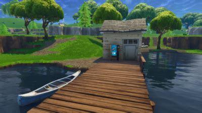 leaky lake fortnite wiki