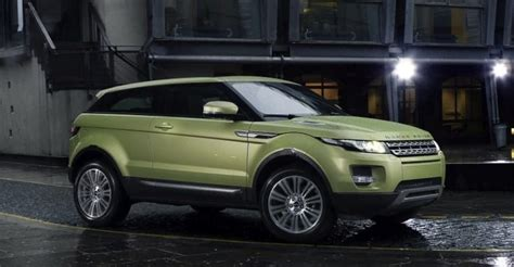 range rover evoque australian prices announced