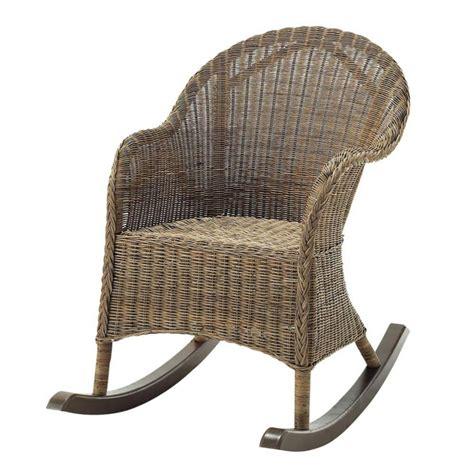 rocking chair hton hton maisons du monde